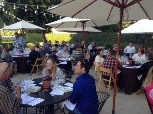 The Romance of Rieslng 2014 at Claiborne & Churchill Winery