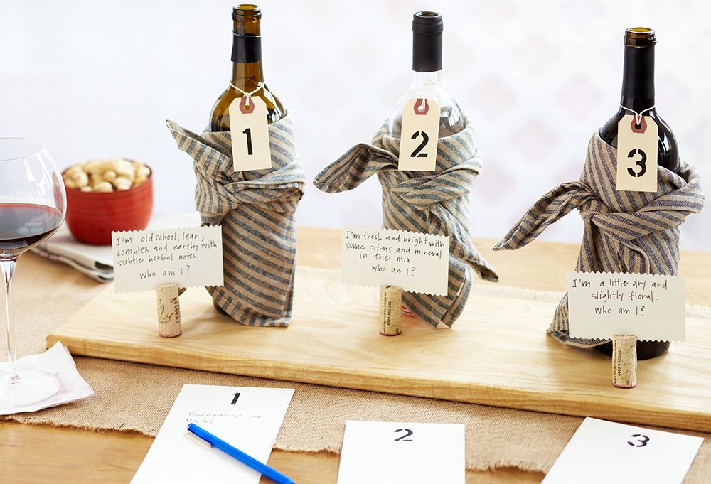 Host a Wine Themed Party