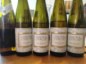 Wine Library Rieslings