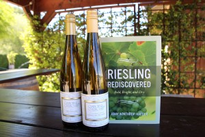 Riesling rediscovered, Claiborne and Churchill, Riesling, John Winthrop Haeger