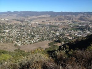 cerro san luis, claiborne & churchill, hike, Trails of SLO Wine Country