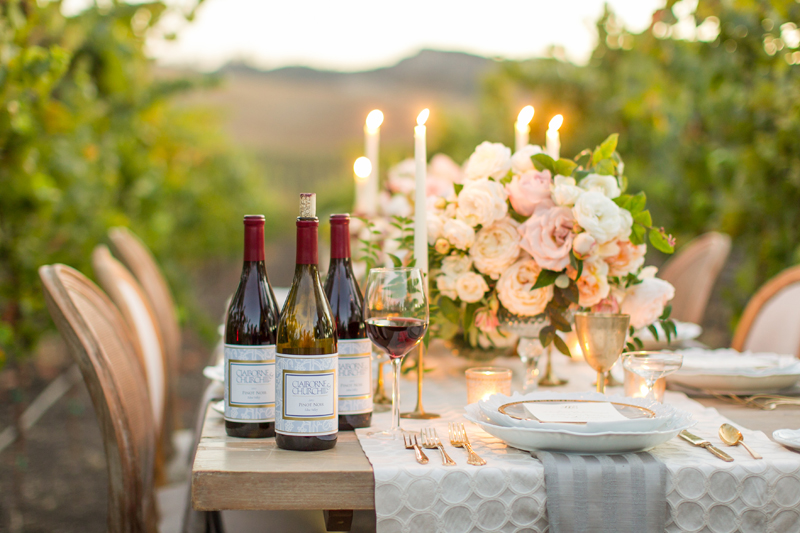 Greengate_Photo, Host a Wine Themed Party